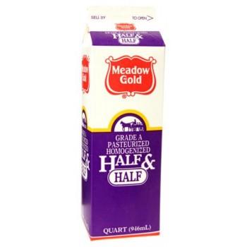 Meadow Gold Half & Half