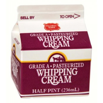 Meadow Gold Whipping Cream