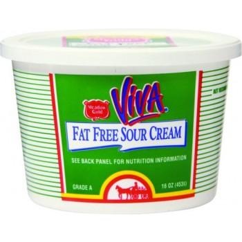 Viva Sour Cream - Fat Free 0%