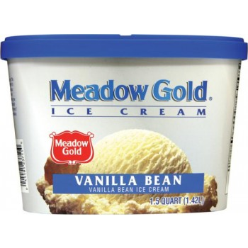 Meadow Gold Ice Cream - Vanilla Bean