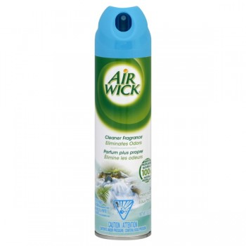 Air Wick Air Freshener Fresh Water Aerosol Spray