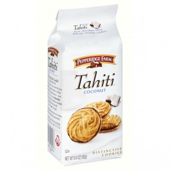 Pepperidge Farm Cookies Tahiti Coconut