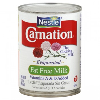 Nestle Carnation Evaporated Milk Fat Free