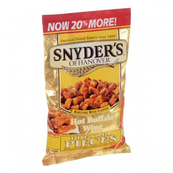 Snyder's of Hanover Pretzels Pieces Hot Buffalo Wing