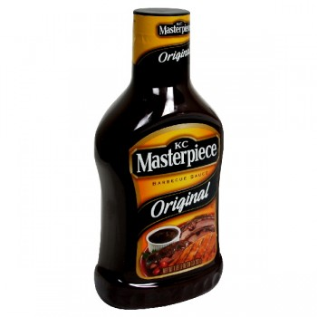 KC Masterpiece Barbecue Sauce Original