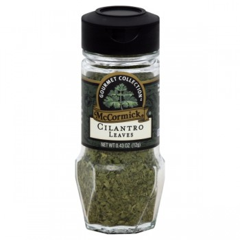 McCormick Gourmet Collection Cilantro Leaves