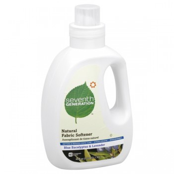 Seventh Generation Natural Liquid Fabric Softener Eucalyptus & Lavender