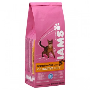 Iams ProActive Health Dry Cat Food Digestive Care