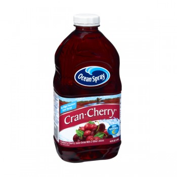 Ocean Spray Cranberry Cherry Juice Drink