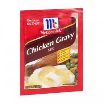 McCormick Gravy Mix Chicken