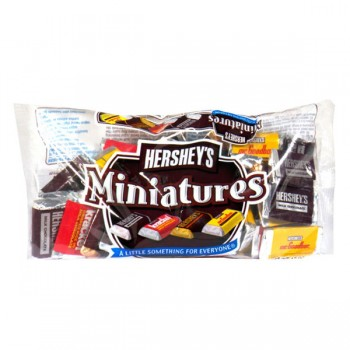 Hershey's Miniatures Chocolates Assorted