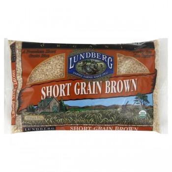 Lundberg Rice Brown Short Grain Organic