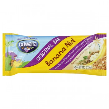 Odwalla Nourishing Food Bar Banana Nut