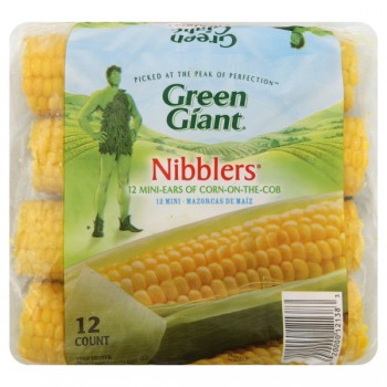 Green Giant Corn on the Cob Nibblers - 12 ct