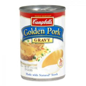 Campbell's Gravy Golden Pork