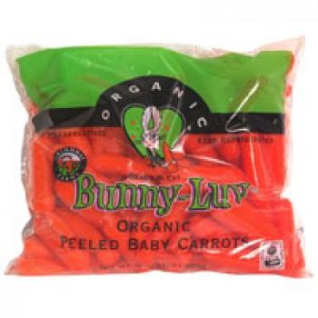 Carrots Baby Peeled Organic