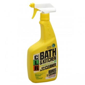 CLR Calcium Lime Bathroom & Kitchen Cleaner