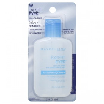 Maybelline Expert Touch Eye Makeup Remover 100% Oil Free 505