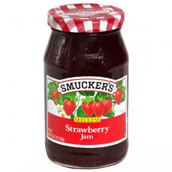 Smucker's Jam Strawberry Seedless