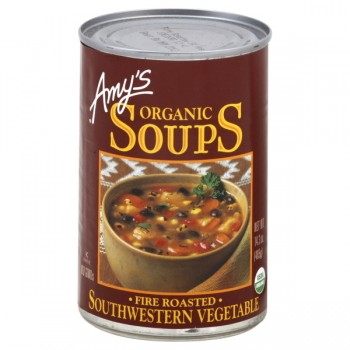 Amy's Soup Fire Roasted Southwestern Vegetable Organic