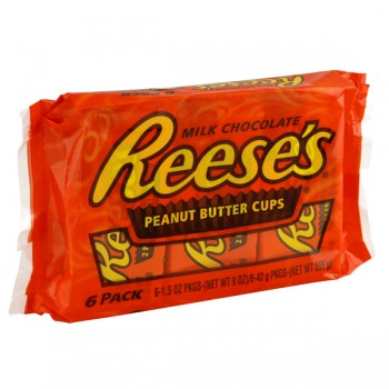 Reese's Peanut Butter Cups - 6 ct