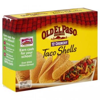 Old El Paso Taco Shells - 12 ct