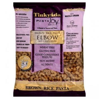 Tinkyada Brown Rice Pasta Elbows Gluten Free
