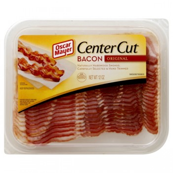 Oscar Mayer Bacon Center Cut Original Naturally Smoked