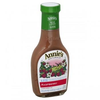 Annie's Naturals Dressing Raspberry Vinaigrette Lite