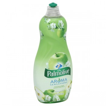 Palmolive Ultra Spring Sensations Dish Liquid Fresh Green Apple