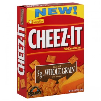 Sunshine Cheez-It Crackers Whole Grain
