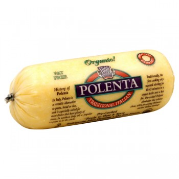 Food Merchants Polenta Traditional Italian Gluten & Wheat Free Organic