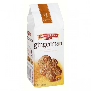 Pepperidge Farm Cookies Gingerman