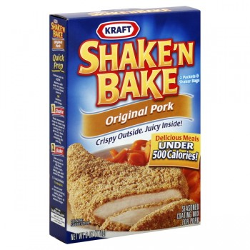 Kraft Shake'N Bake Coating Mix Original for Pork