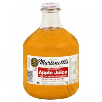Martinelli's Gold Medal 100% Pure Apple Juice