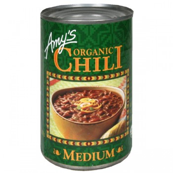 Amy's Chili Medium Organic