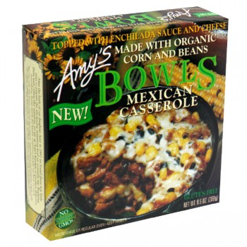 Amy's Bowls Mexican Casserole Organic