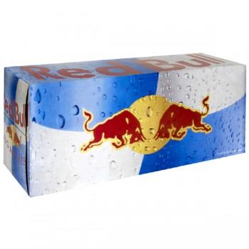 Red Bull Energy Drink Sugar Free - 12 pk