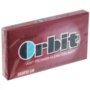 Wrigley's Orbit Gum Cinnamint Sugar Free Single Pack