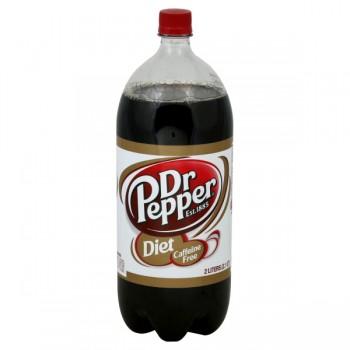 Dr Pepper Diet Caffeine Free