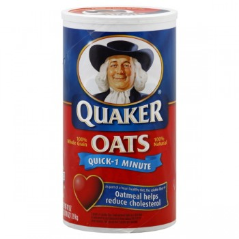Quaker Quick Oats Rolled