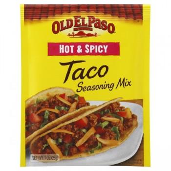 Old El Paso Seasoning Mix Taco Hot & Spicy
