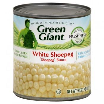 Green Giant Corn White Shoepeg