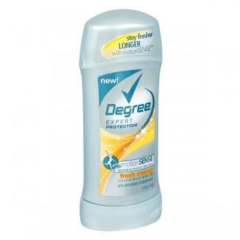 Degree motionSENSE Antiperspirant Deodorant Invisible Solid Fresh Energy