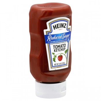 Heinz Tomato Ketchup Reduced Sugar