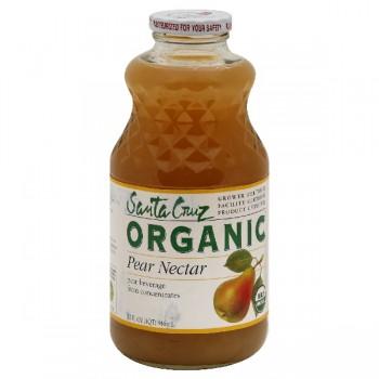 Santa Cruz Organic Pear Nectar