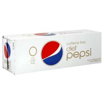 Pepsi Caffeine Free Diet - 12 pk