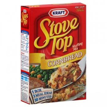 Kraft Stove Top Stuffing Mix Cornbread