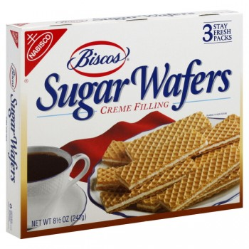 Nabisco Biscos Sugar Wafers