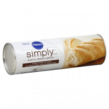 Pillsbury Simply Bread Loaf French Rustic